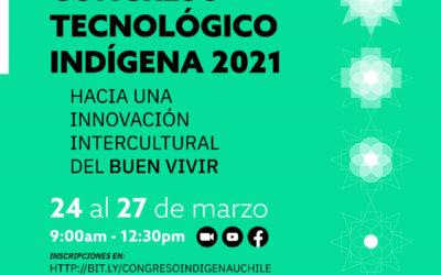 Participa en el Congreso Tecnológico Indígena