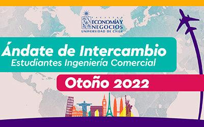 Charla Ándate de Intercambio IC 30 DE Marzo 2021