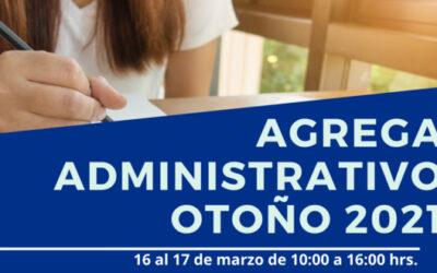 Agrega/Elimina/Permuta Administrativo