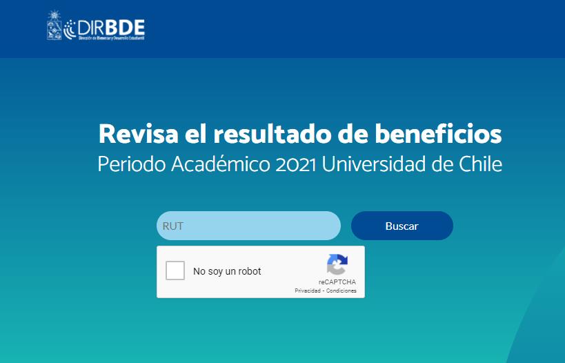 Resultado BAE – ESTUDIANTES ANTIGUOS/AS