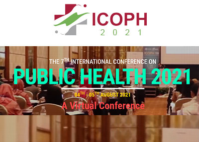 7ma. Conferencia Internacional de Salud Pública 2021 (ICOPH 2021)