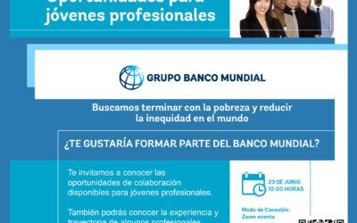 Forma parte del Grupo Banco Mundial