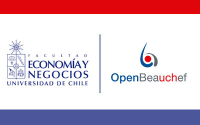 Curso en alianza con Open Beauchef potencia habilidades emprendedoras en estudiantes de FEN.
