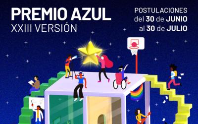 ¡Postula al Premio Azul a la Creatividad Estudiantil 2021!