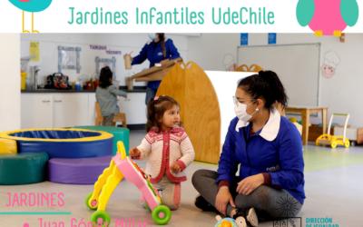 Inscripciones Jardines Infantiles UChile