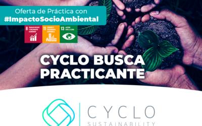 CYCLO busca practicante